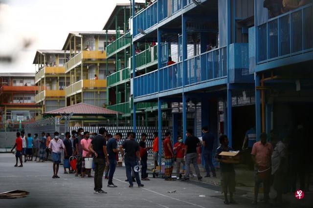 确诊人数破万,新加坡成疫情重灾区,那里的侨胞还好吗?
