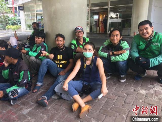全球战疫:疫情下的印尼雅加达网约摩托司机
