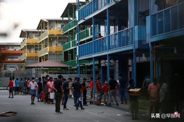 新加坡昨天续新增106病例  但出院人数创单日新高