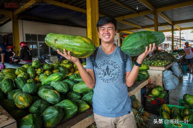 探访印尼美娜多土著市场,各种奇特东西都拿来卖,全认识的是专家