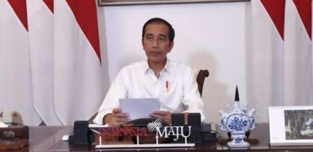 疫情期间选择稳定经济,印尼总统佐科称