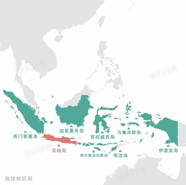 一文看懂,印尼是如何伊斯兰化的?  地球知识局