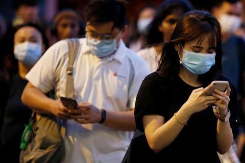 新加坡新增632例确诊病例 累计确诊超1.9万例