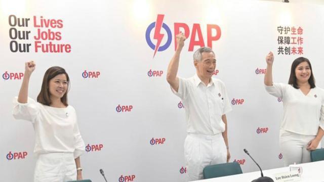 新加坡总理李显龙回应其弟大选加入反对党:大选应关注国家未来