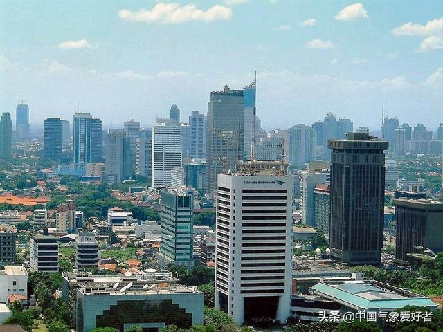 全球变暖和大地震逼迫印尼迁都?外媒:雅加达正在沉入大海