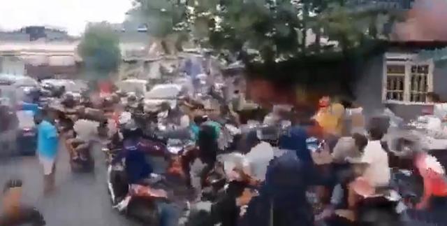 快讯/印尼外海发生规模6.6地震!爪哇岛猛晃居民狂奔