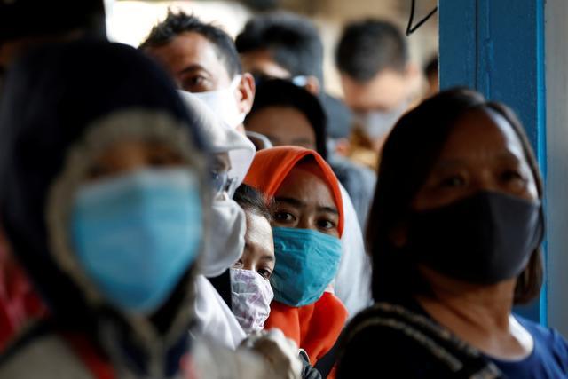 印尼新增新冠肺炎确诊病例2307例 累计135123例