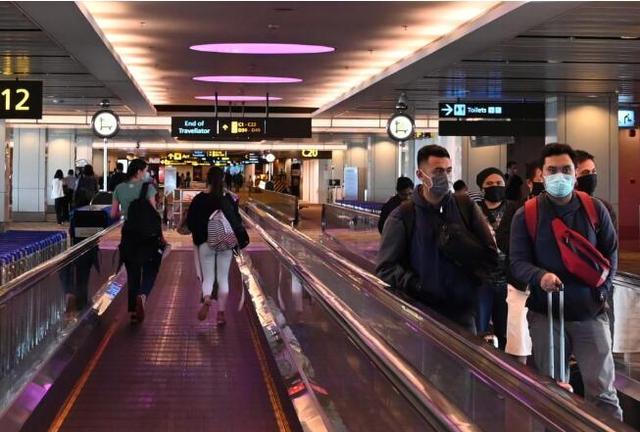 """新加坡与中国香港开放""""航空泡泡"""",遭港友吐槽:不想去坡"""
