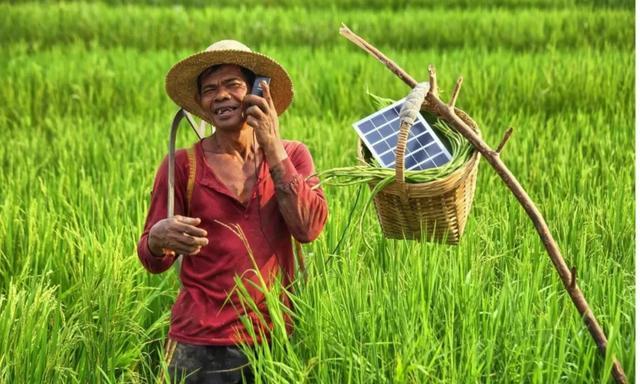 印尼图鉴—印度尼西亚农村的生活是怎样