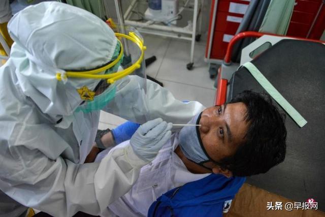 疫情没控制就开放旅游 印尼咋想的?