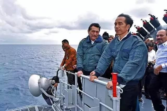 搅局南海!挑衅中国!印尼究竟要干什么?