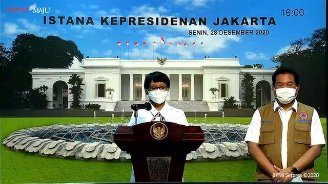 2021年1月1日起,印尼宣布两周内禁止外国旅客入境