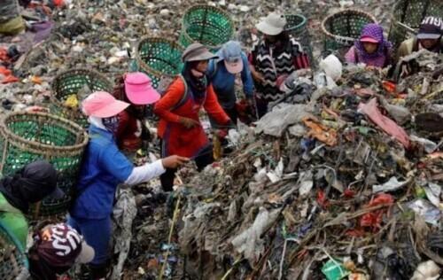 """拒绝""""洋垃圾""""!印尼政府将于明年将危险废料退回澳大利亚等4国"""