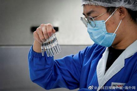 印尼今日起配发中国疫苗