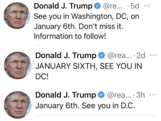 严阵以待!成千上万特朗普支持者将涌入华盛顿抗议,美国10位在世前防长喊话特朗普:别折腾了……