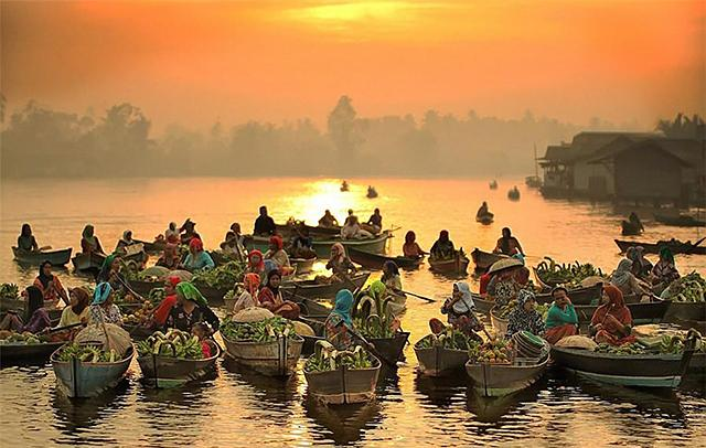 有300万平方公里海域、3亿人口,印尼为啥只是个三流国家?