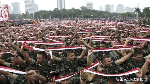 """吞并马来西亚、新加坡和文莱,印尼的""""大国雄心""""从何而来?"""