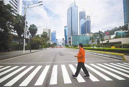 印尼今年经济增速有望保4争5