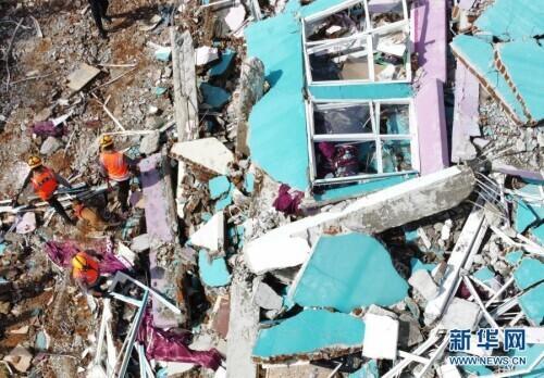 印尼地震死亡人数升至81人