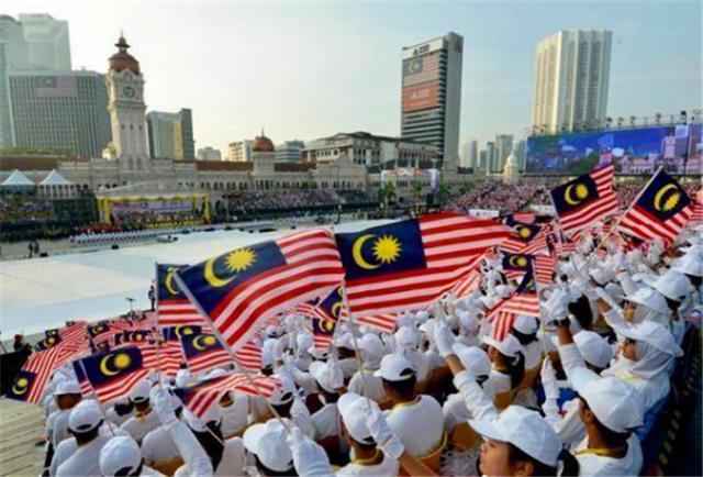印尼和马来西亚的对抗:无法实现的大印度尼西亚