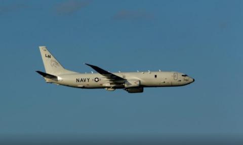 外媒:印尼拒绝美军侦察机降落加油