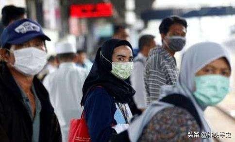 """印尼太狠了,只要你不戴口罩,就得面临史上最""""残忍""""的惩罚"""