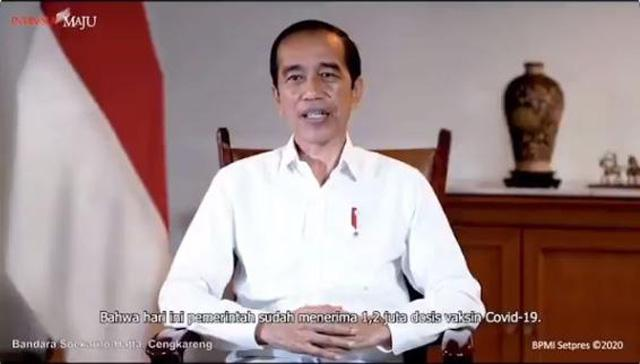 拿到中国疫苗后,印尼总统喜上眉梢!关于中国疫苗,未来一两周有大消息公布
