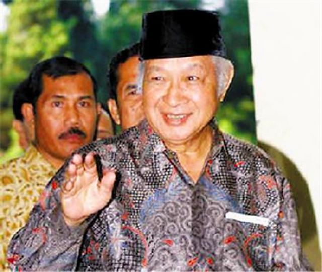 从1965年到1998年:印尼两次屠杀华人背后的政治内幕