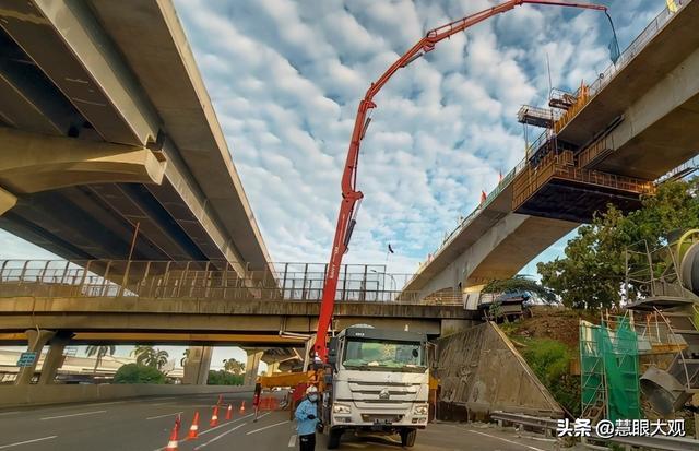 """""""中国速度""""就是狂,给印尼建的""""雅万高铁""""快完工了"""