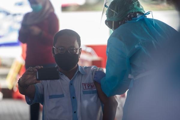 印尼:疫苗接种进行时