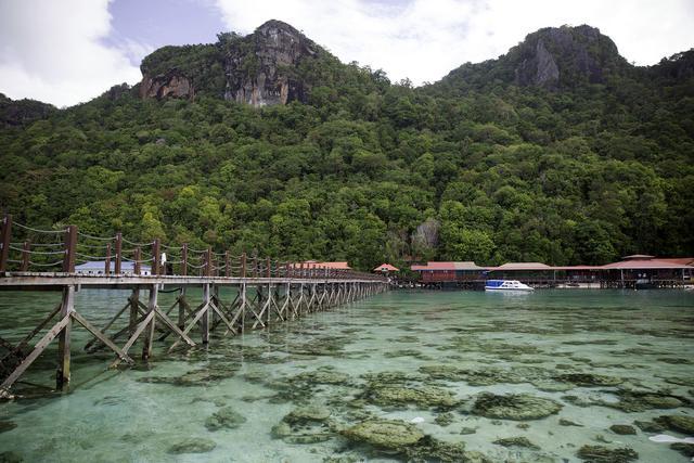 几次马来西亚.新加坡游,好奇与孤单的行走在陌生的景色