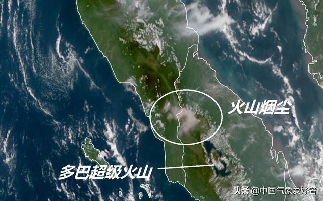印尼火山喷发,灰云达万里高空!网友担心:会全球变冷动物灭绝?