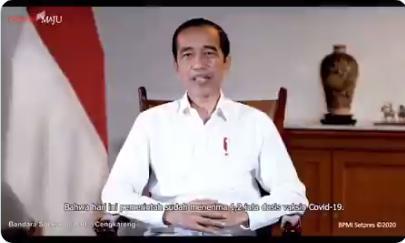 印尼收到中国科兴生物首批120万剂新冠疫苗,总统:十分感激