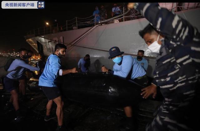 印尼一架载有62名印尼人的波音客机在雅加达附近海域坠毁 搜救正在进行中