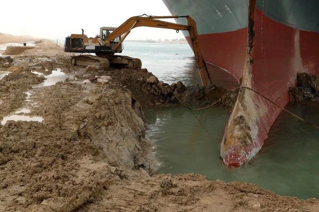 全球关注:苏伊士运河堵塞一日损失百亿,新加坡也要跟着买单