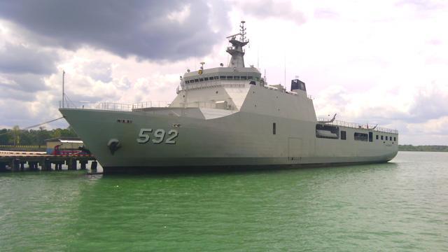 印尼国防实力在南海周边国家处于什么水平?