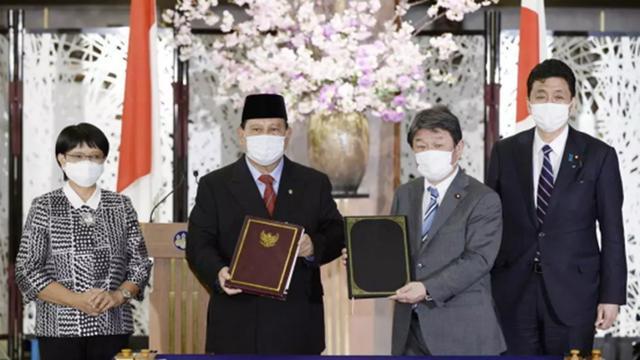 被狠狠打脸!日本学美国拉印尼组建反华联盟,印尼火速向中国澄清