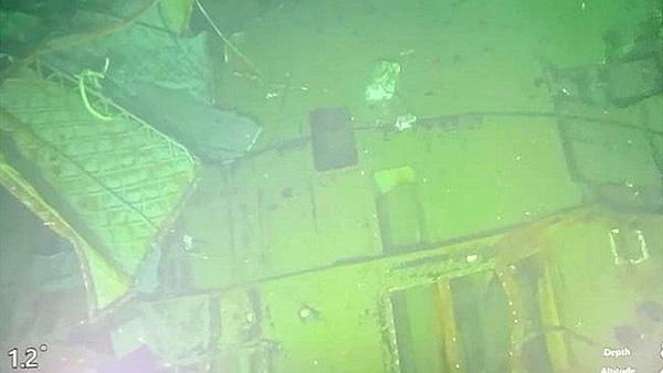 印尼发现失事潜艇残骸:已解体为三截,沉没原因或是鱼雷内爆