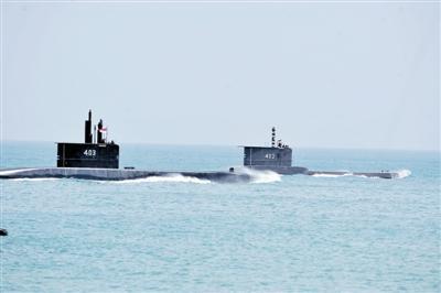 印尼宣布:失联潜艇沉没