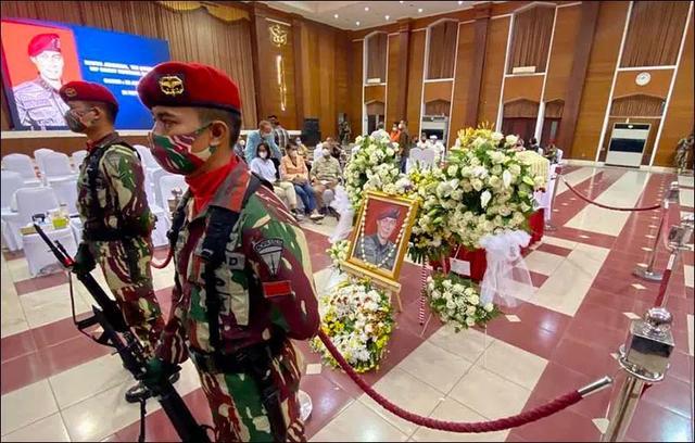 """国际日报   印尼一准将阵亡 人权委:将""""巴独""""列入恐怖组织须慎重"""