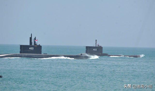 印尼潜艇实施细节曝光,耐压壳完全摧毁殆尽,德国造不可靠了?