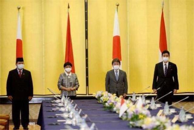 遭日本算计后,印尼火速向中方澄清,中方警告日本:不要煽动对立
