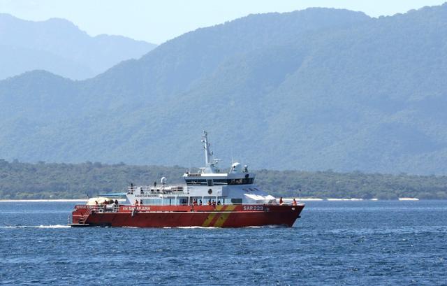 印尼失联潜艇部分部件已找到,美媒:船员几乎没有生还可能性