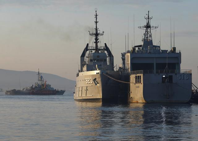 印尼失事潜艇碎成三部分,船上53人全部遇难