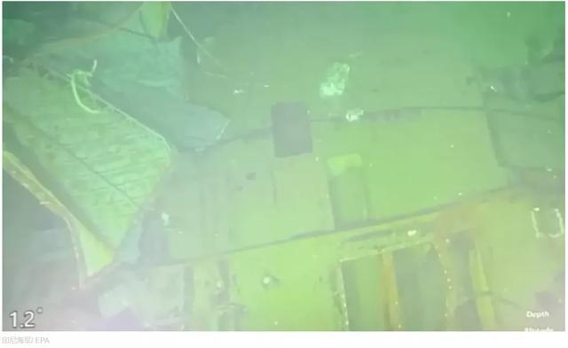 印尼失踪潜艇的救援为何这么难?