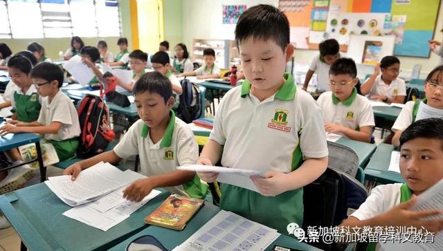 新加坡留学|来新加坡读政府小学,这些内容一定要知道
