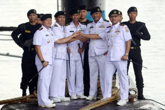 黄金72小时已过,印尼潜艇宣布沉没,53名水兵葬身海底铁棺材
