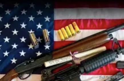 纽约一周46起枪击案,美国怎么了?