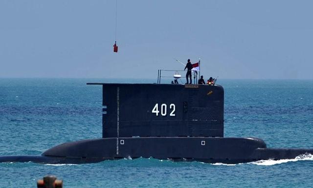 """印尼潜艇沉没原因曝光,""""海底断崖""""或是元凶,仅中国曾自救成功"""
