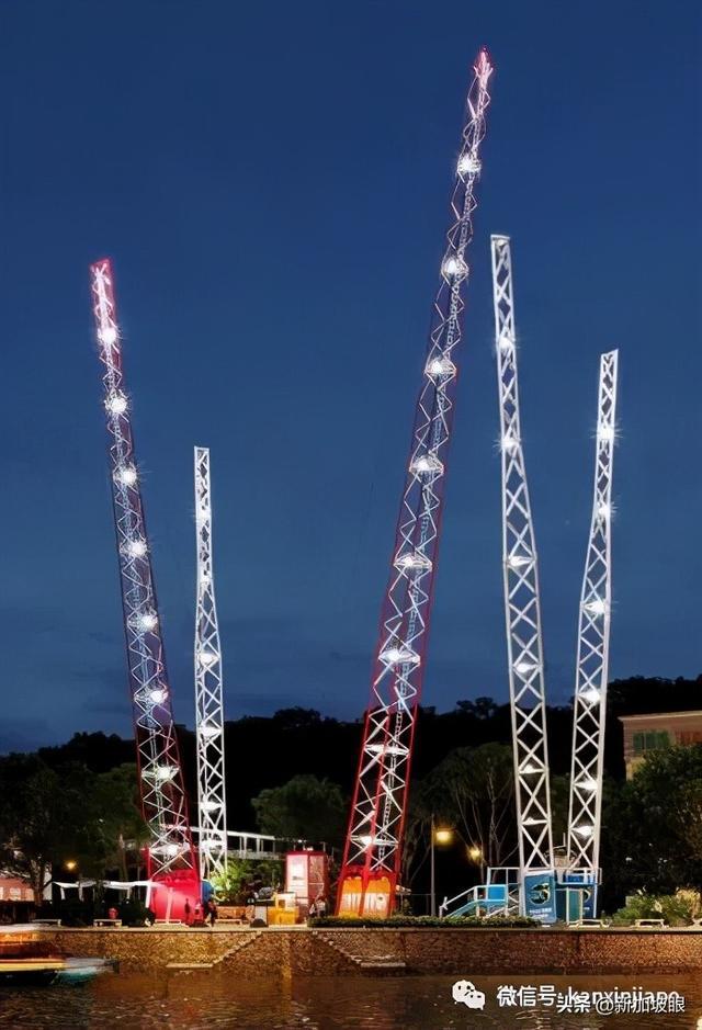 冰淇淋乐园、刺激过山车,新加坡4新景点年底开幕